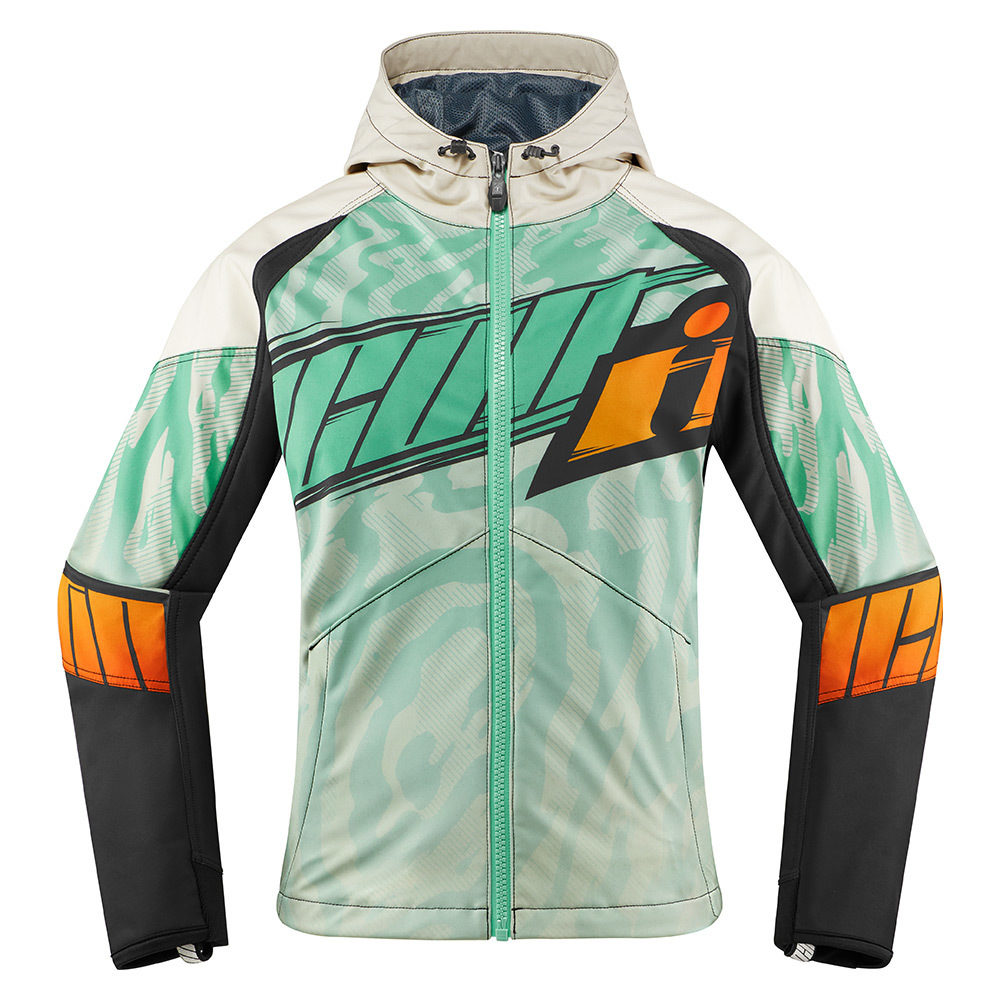 Chaqueta Icon Team Merc Azul