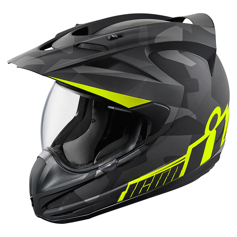 Casco Icon Variant Deployed Black