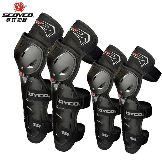 Rodilleras / Coderas Moto Y Deportes Extremos Scoyco K-11 - Adrian Store