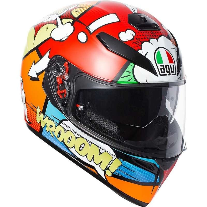 Casco Integral AGV K-3 SV Plk Multi Ballon