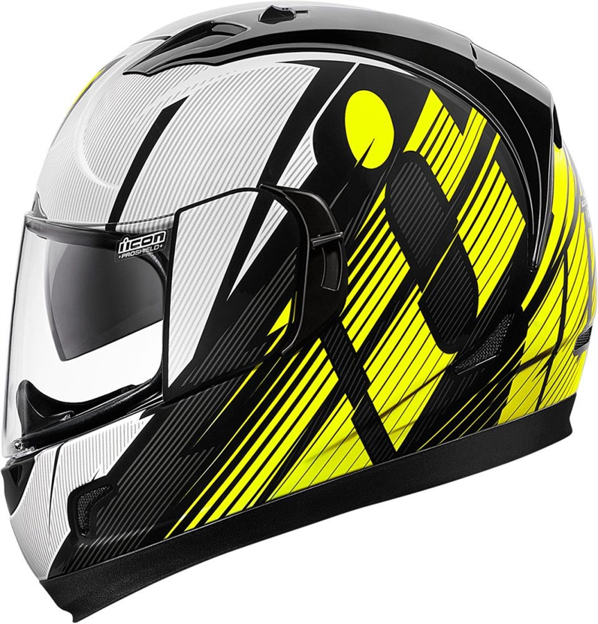 Casco Integral ICON GT Primary Hivis