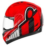 CASCO INTEGRAL ICON ALLIANCE OVERLORD RED