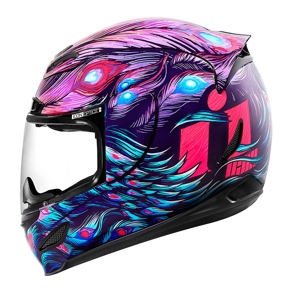 Casco Integral ICON AIRMADA Opacity