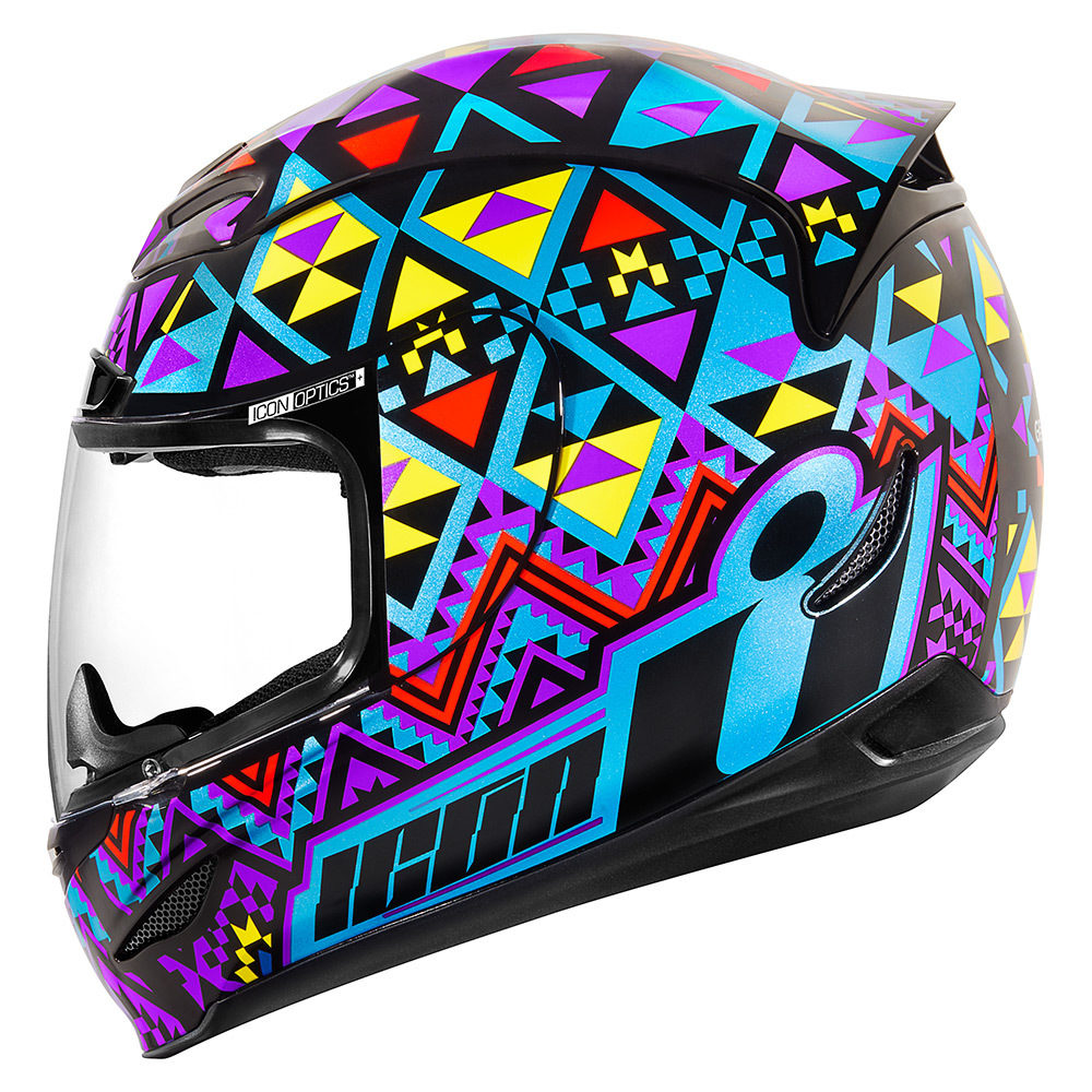 Casco Integral ICON AIRMADA GeoRacer