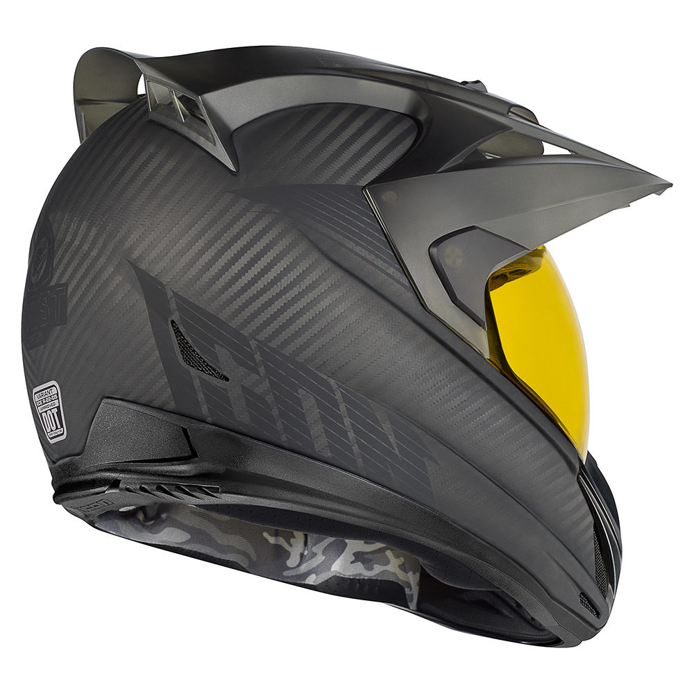 Casco Multiproposito ICON VARIANT Ghost Carbon