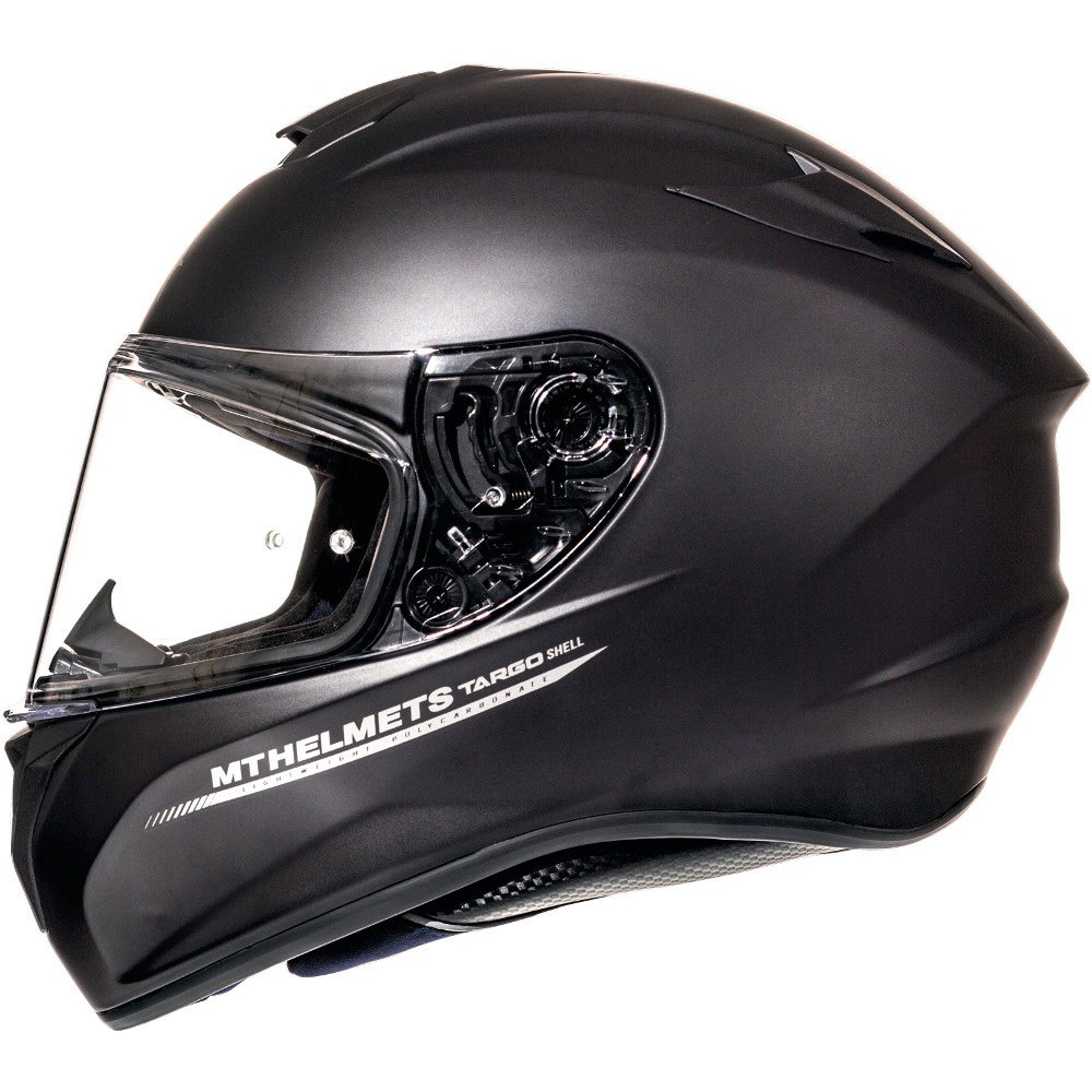 Casco Integral MT Targo Solid
