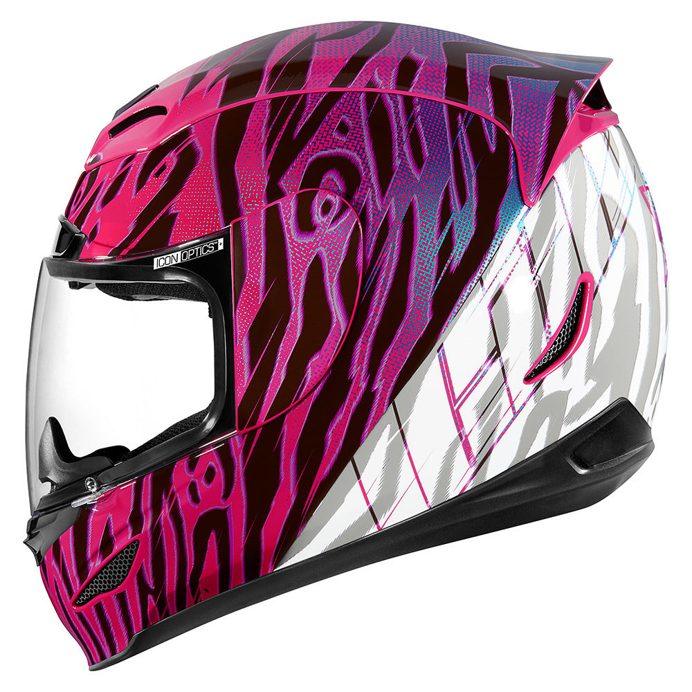 CASCO INTEGRAL ICON AIRMADA WILD CHILD