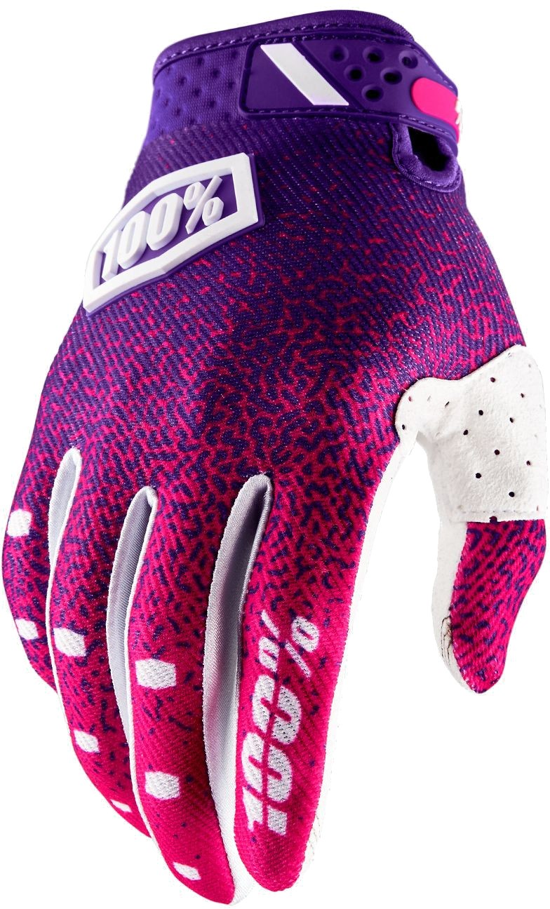 Guantes 100% RIDEFIT - Adrian Store