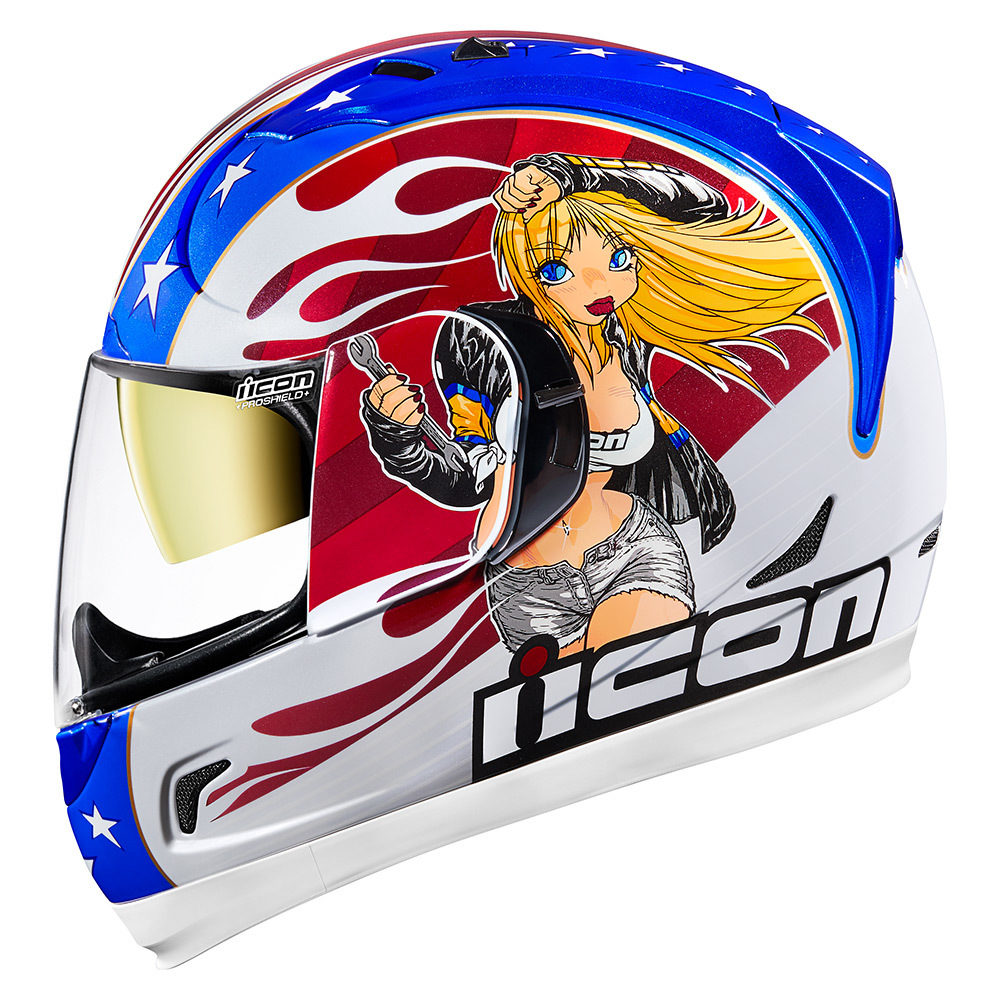 Casco Icon Alliance GT DC18 - Adrian Store