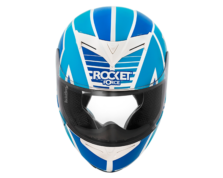 Casco Integral Rocket Force S-06  - Adrian Store