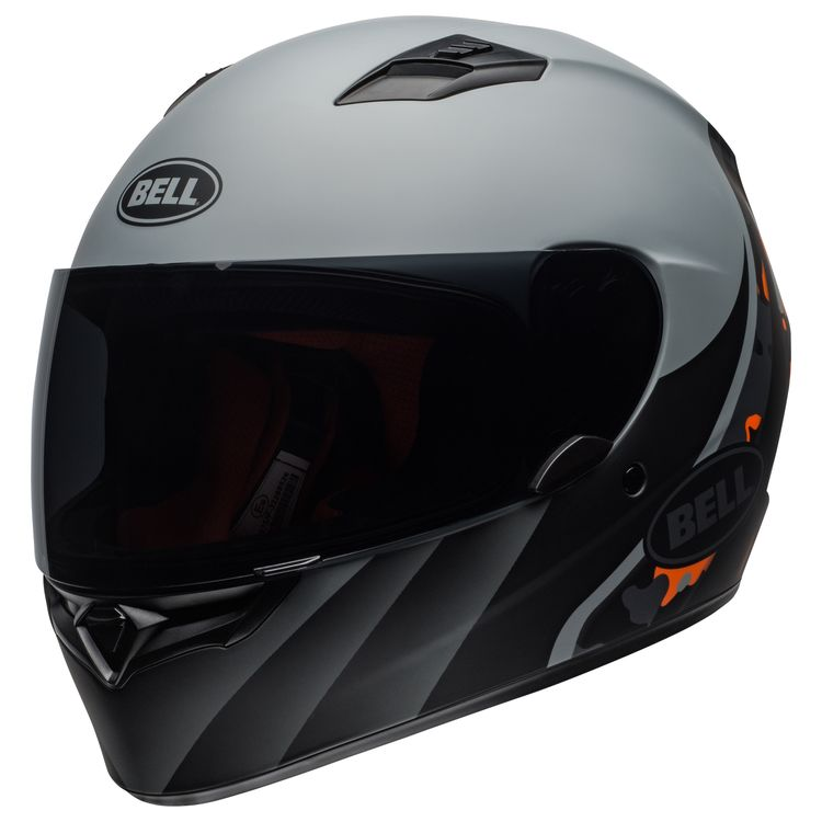 Casco Integral Bell Qualifier Integrity Gris - Adrian Store