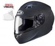 casco integral hjc cs-15 solid -pinlock-
