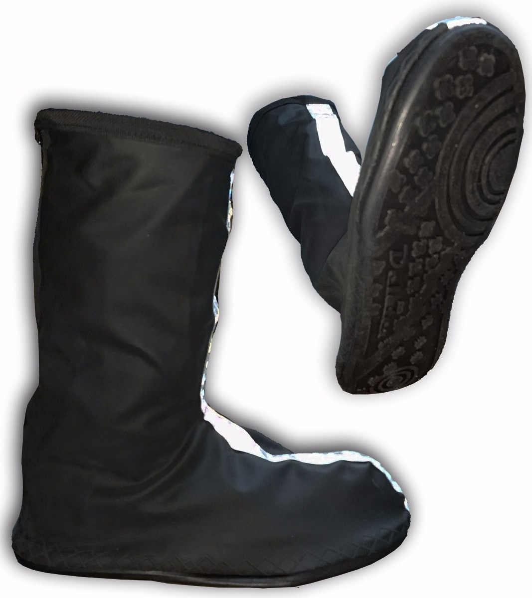 Zapatones De Latex Con Suela - Adrian Store