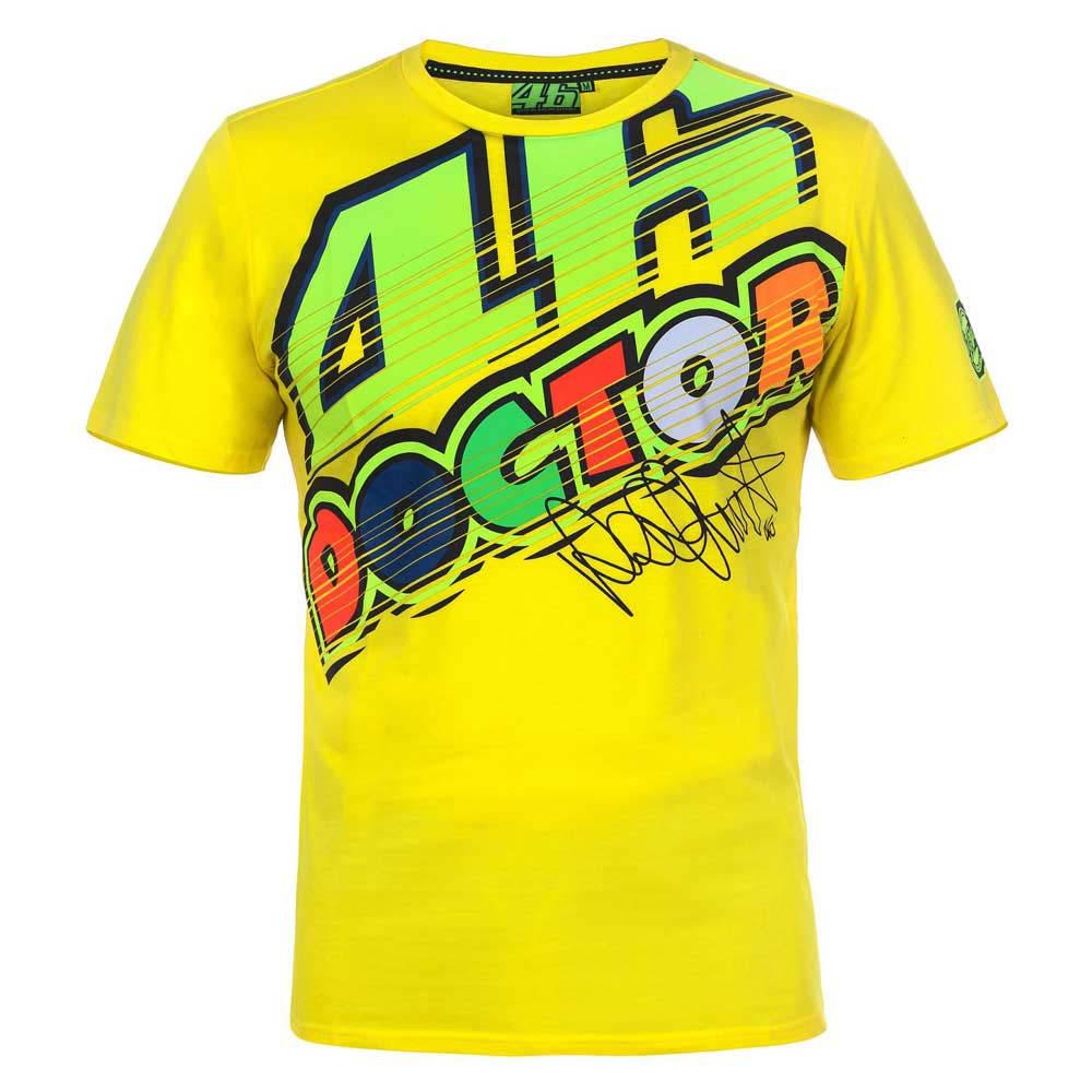 Camiseta The Doctor Amarilla - Adrain Store