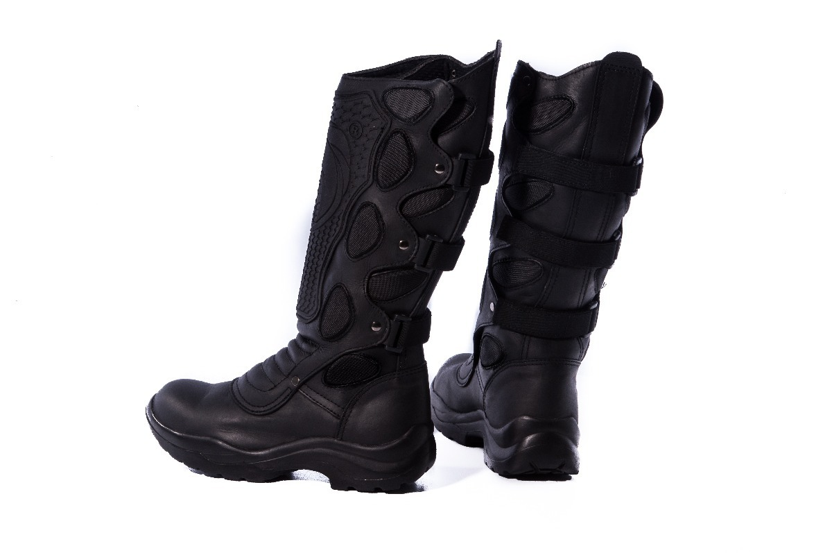 Bota Full Proteccion Iron Riders - Adrian Store