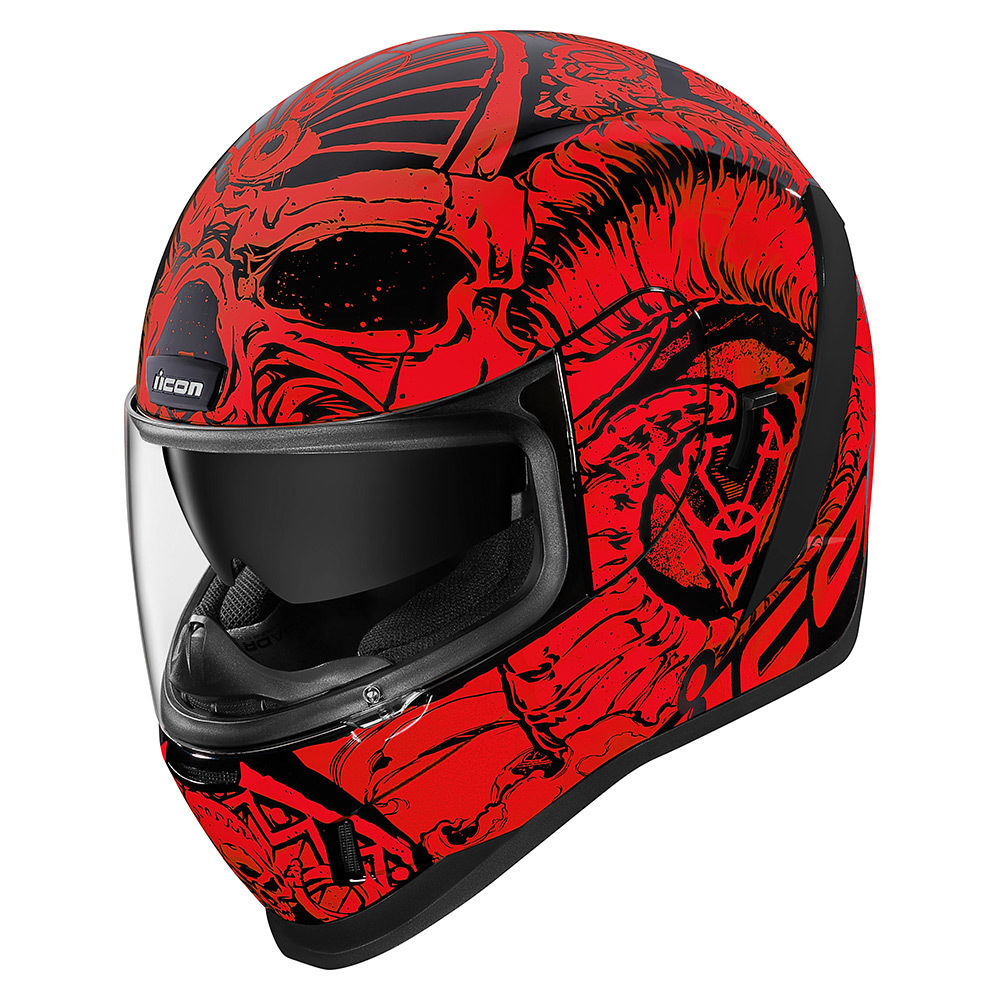 Casco Icon Airform Sacrosanct