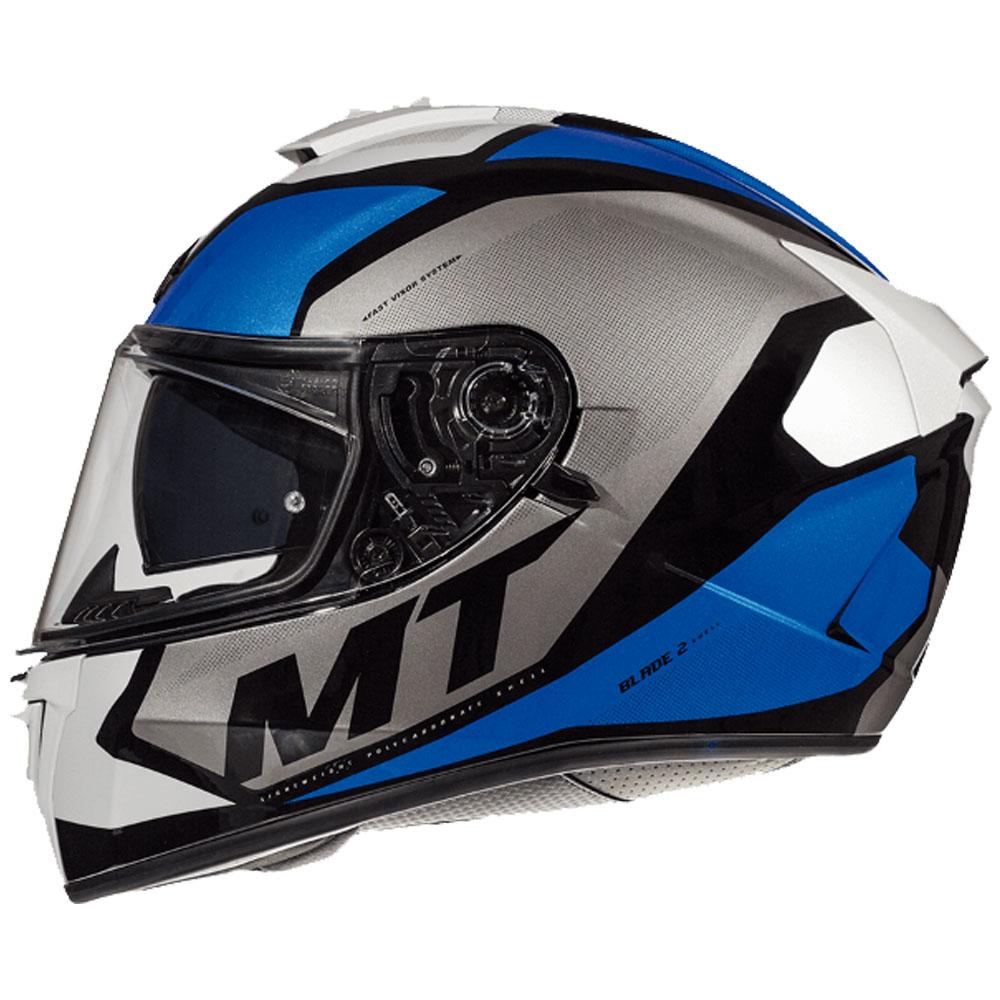 Casco Moto Integral Mt Blade 2 Certificado Europeo Ece - As