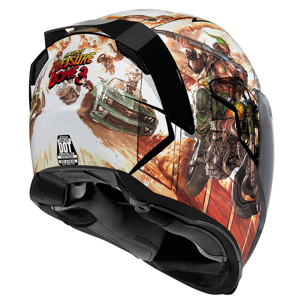 CASCO ICON AIRFLITE PLEASUREDOME 3 - Adrian Store