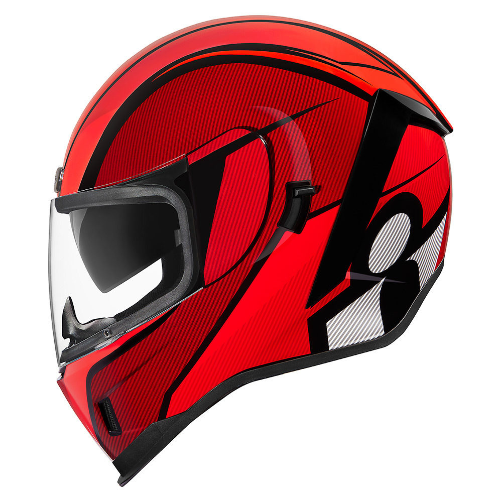 Casco Moto Icon Airform Conflux - Adrian Store