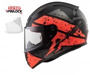 casco integral ls2 ff353 deadbolt -pinlock-