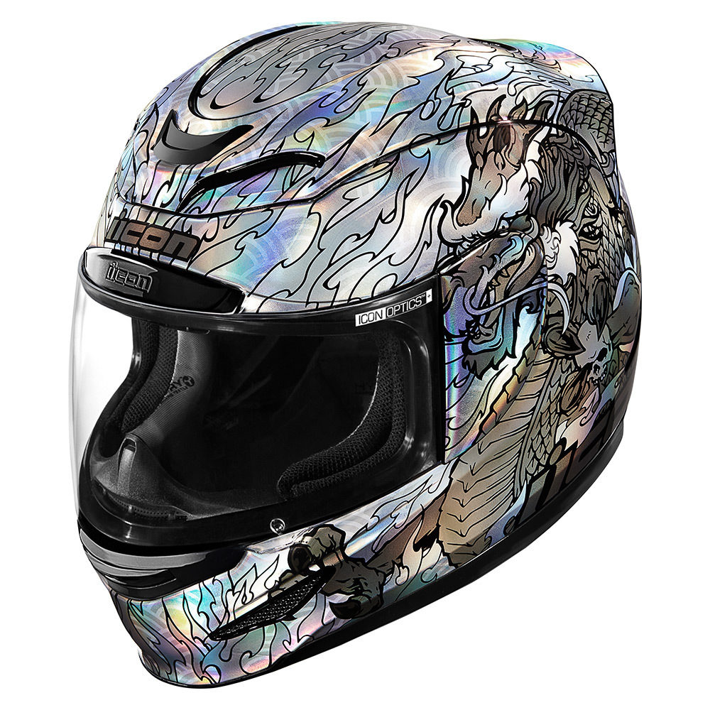 Casco Icon Airmada Legion - Adrian Store
