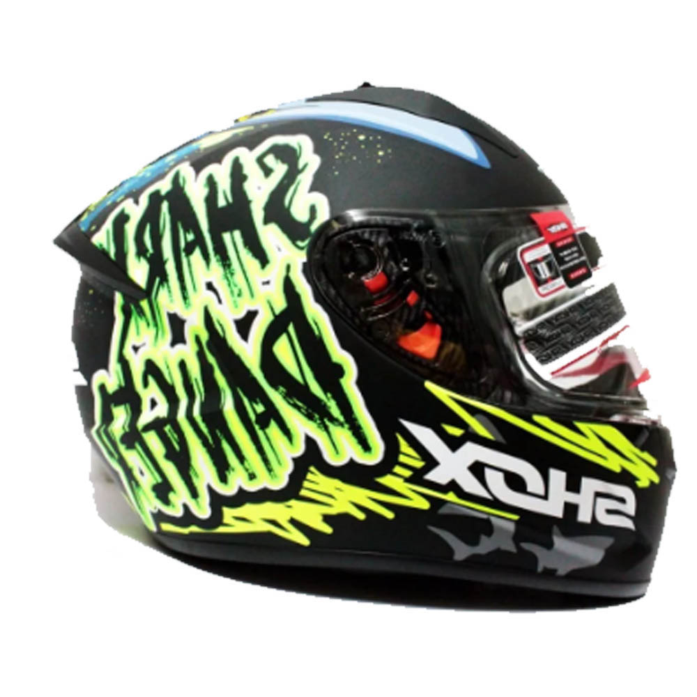 Casco Integral SHOX STINGER SHARK Mate