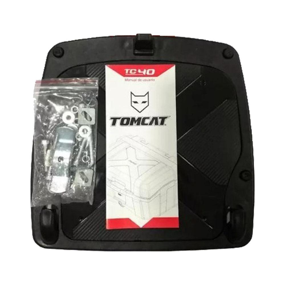 Base Maletero Tomcat 40 Lt + Tornilleria Original - Adrian Store