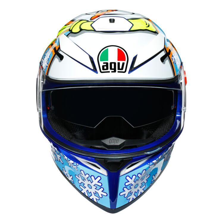 Casco Moto AGV K3 SV Rossi Winter Test 2016 - Adrian Store