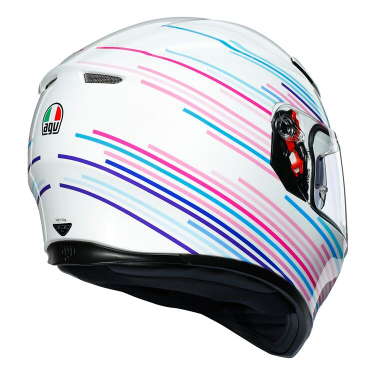 Casco Moto AGV K3 SV Sakura - Adrian Store