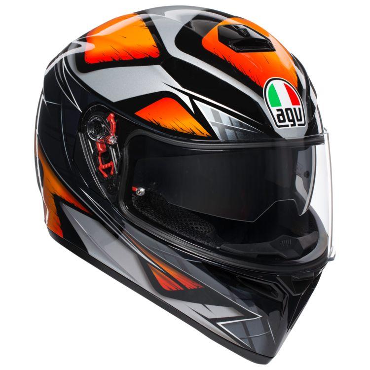 Casco moto AGV K3 SV Liquefy - Adrian Store