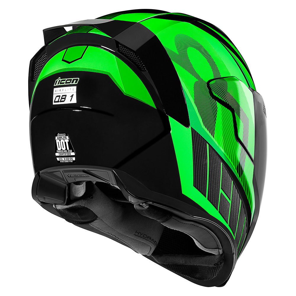 CASCO INTEGRAL ICON AIRFLITE QB1