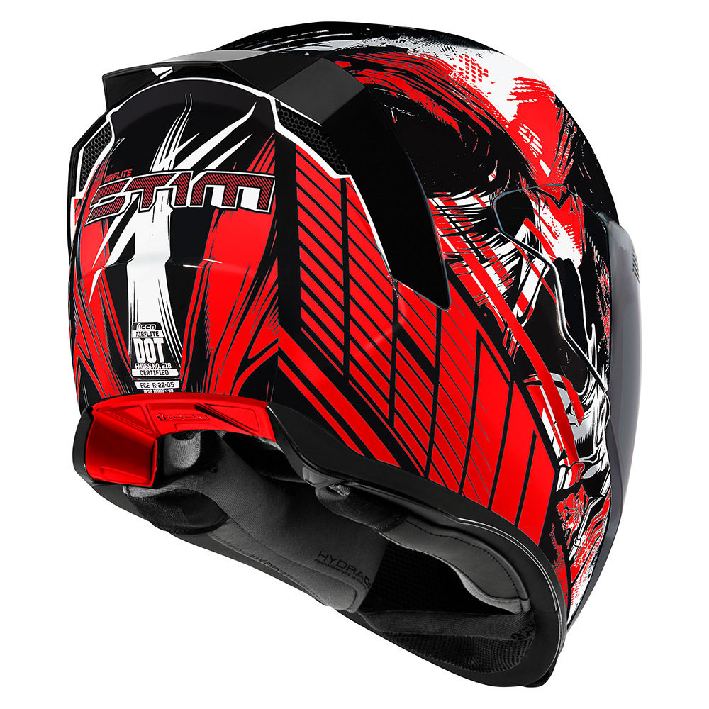 CASCO INTEGRAL ICON AIRFLITE STIM
