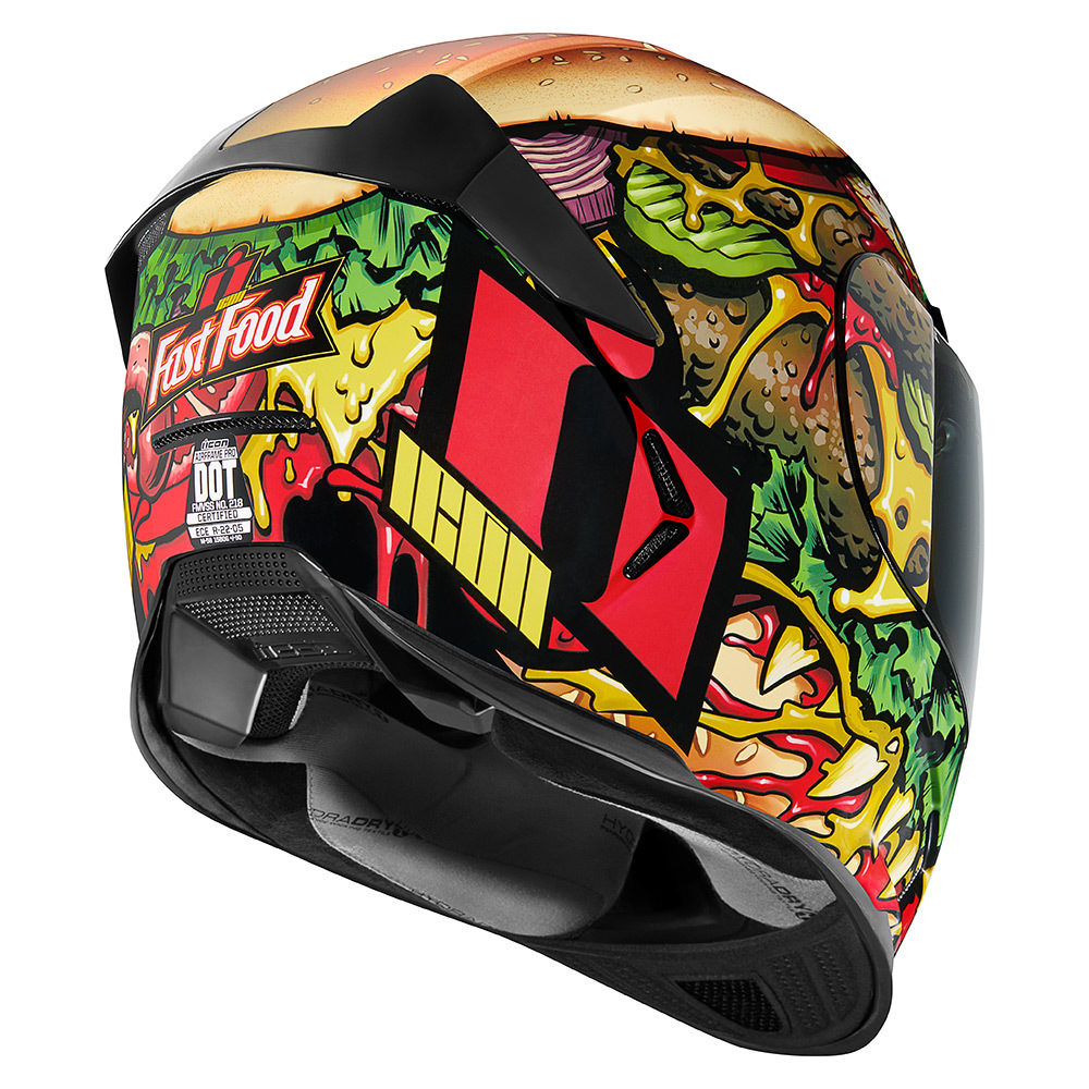 CASCO INTEGRAL ICON AIRFRAME PRO FAST FOOD