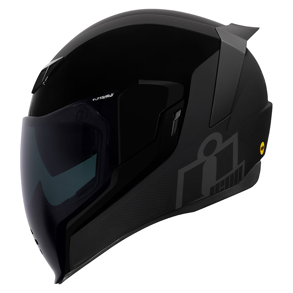 CASCO INTEGRAL ICON AIRFLITE MIPS STEALTH