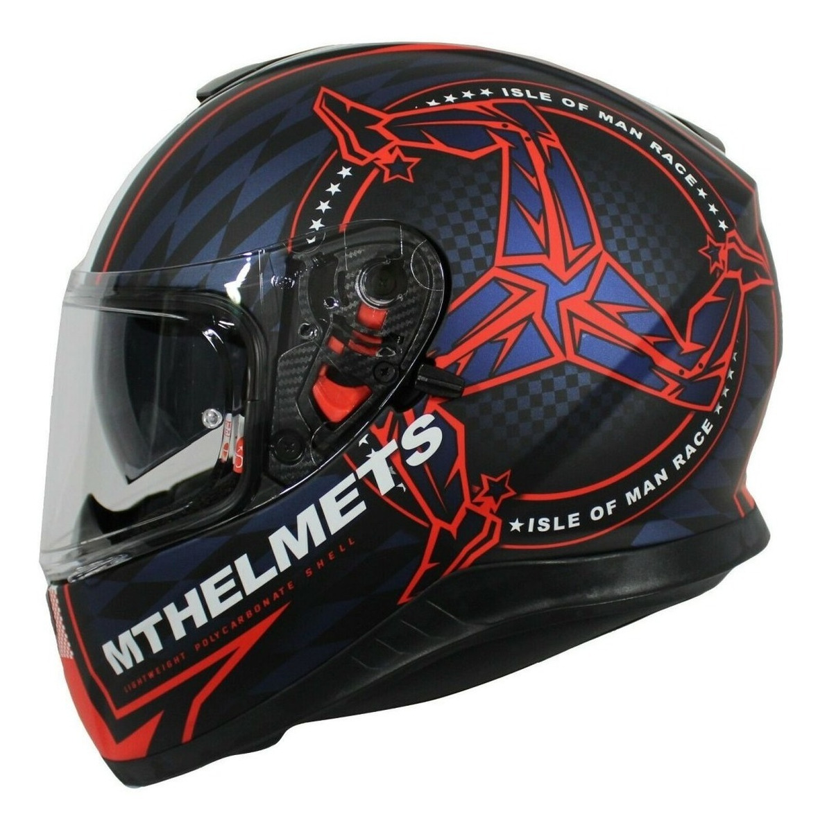 CASCO INTEGRAL MT THUNDER 3 SV ISLE OF MAN