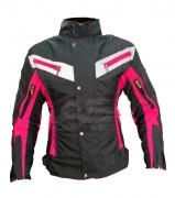 chaqueta proteccion reflectiva lona reebag