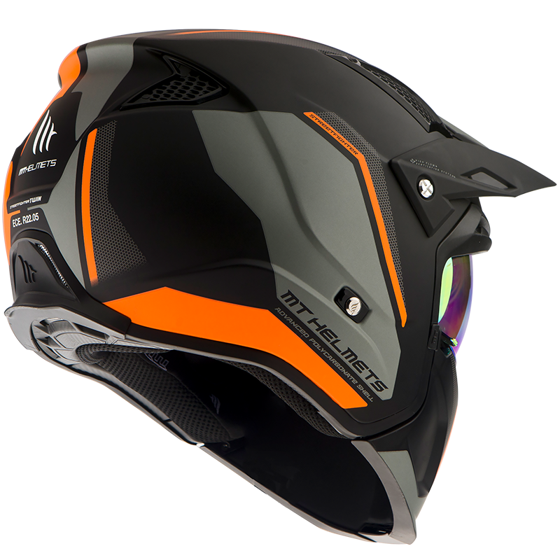 CASCO MT STREETFIGHTER SV