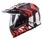casco multiproposito ls2 mx436 pioneer