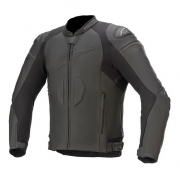 chaqueta cuero alpinestars proteccion gp plus r v3