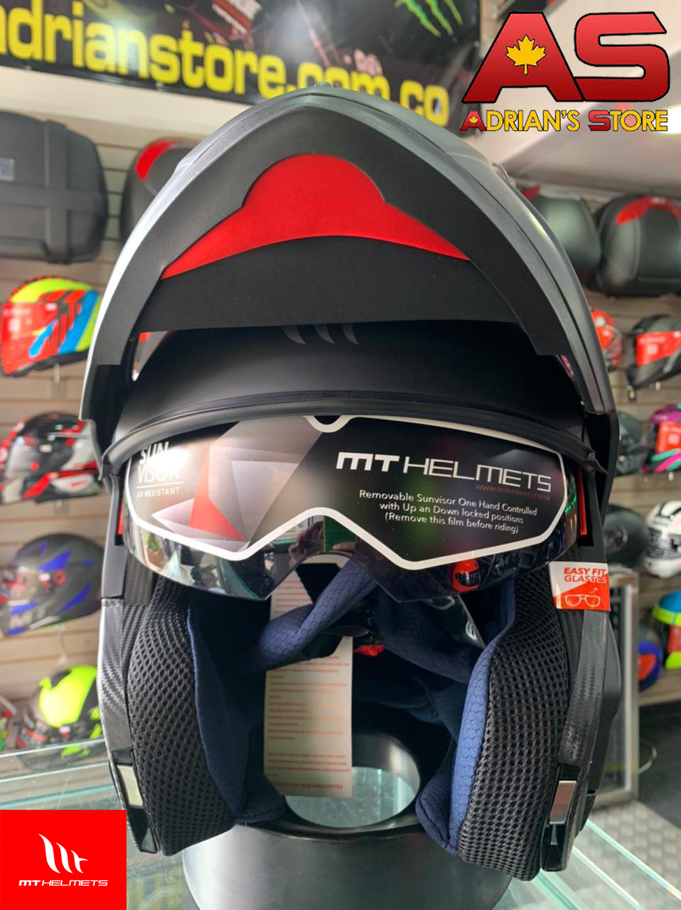 CASCO MT ATOM SV ABATIBLE HYBRYD