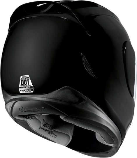 Casco Moto Icon Airmada Gloss Black - Adrian Store