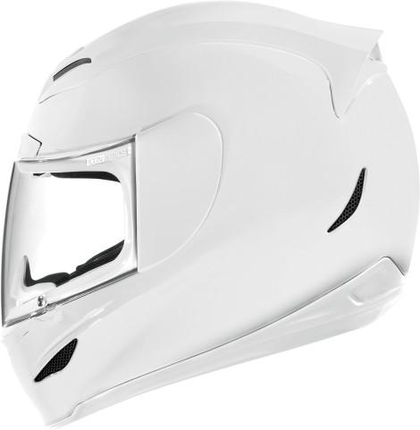 Casco Icon Airmada Gloss White