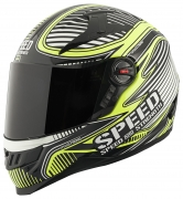 casco integral speed and strength