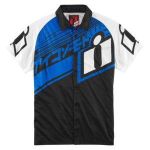 Hypersport Shop Shirt-Blue