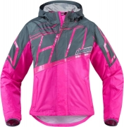 CHAQUETA IMPERMEABLE ICON PDX 2 WOMEN