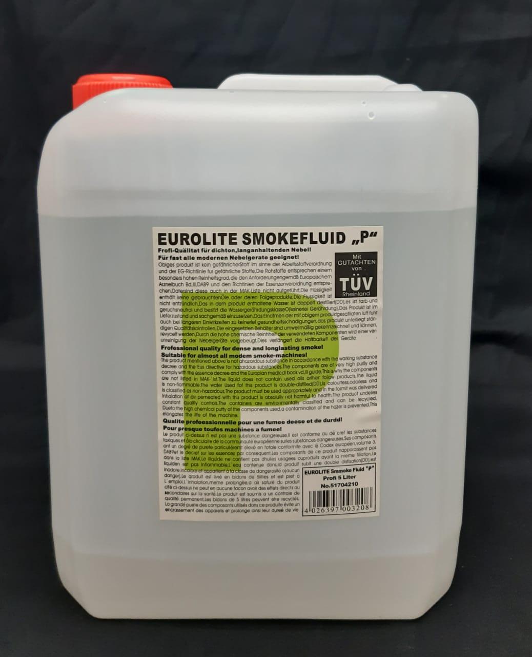 Liquido para maquina de humo galon