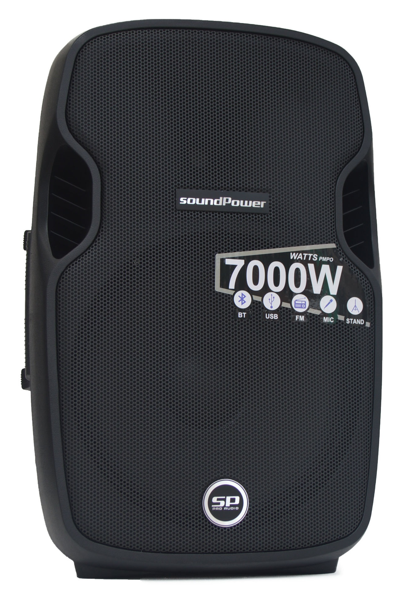 """Cabina activa 15"""" soundPower TOP PACK12"""