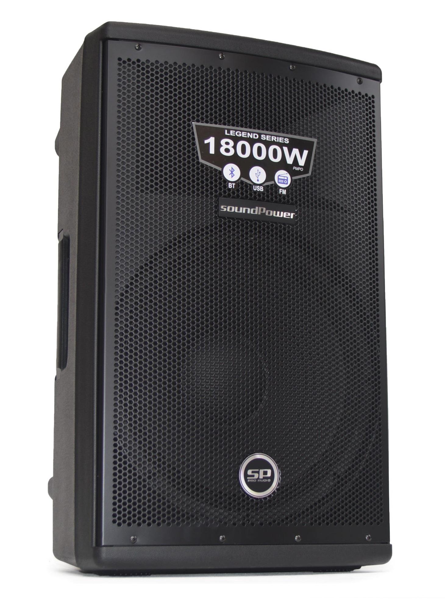 Cabina activa 15 soundPower L315D-Plus + Base