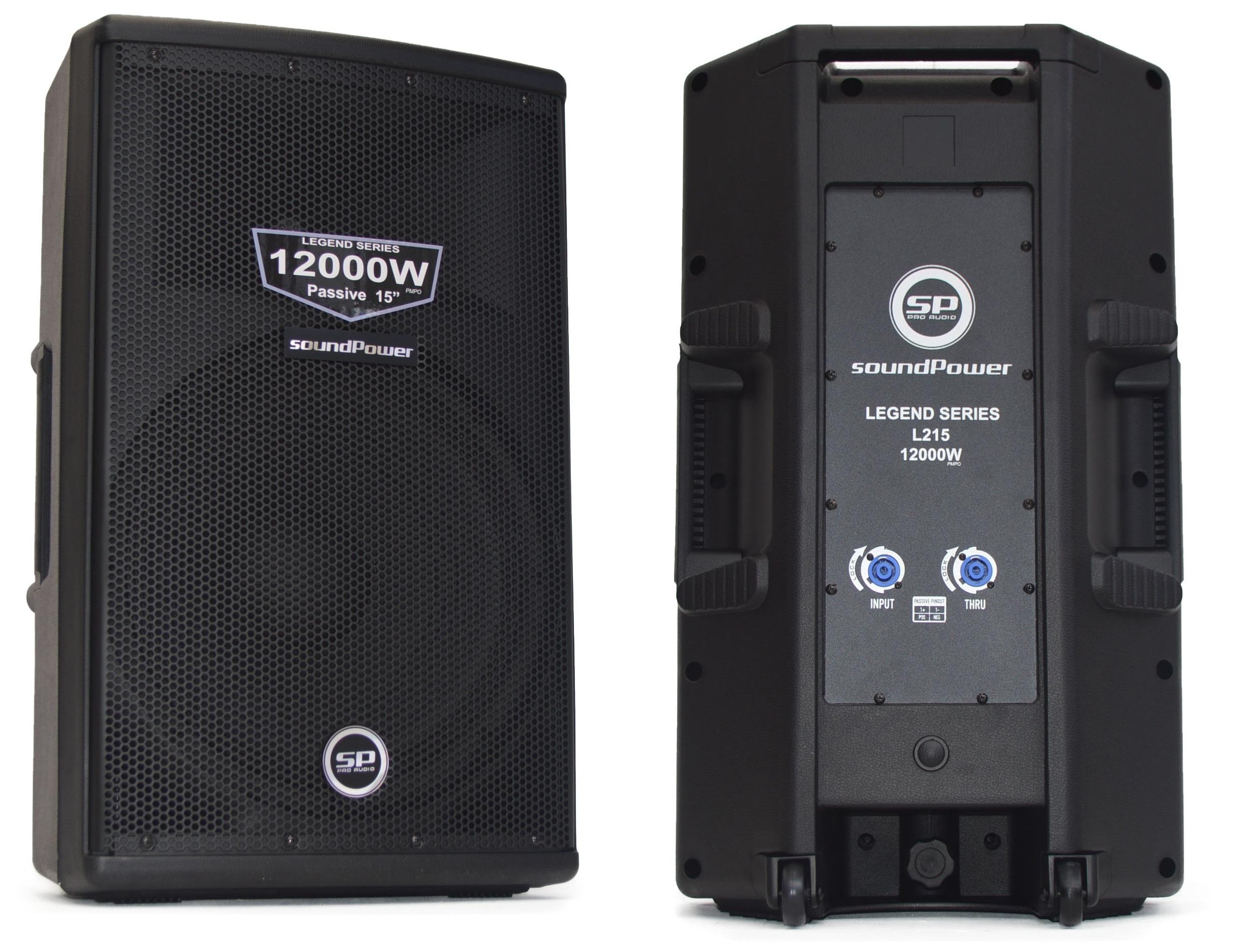 soundPower L315D-PLUS / L215