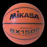 """balon mikasa basketball composite rubber 28.5"""" bxc1500"""